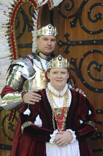 Photograph: Vladimir II and Petranella II