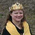 The Queen Mum, Bridei nic Gillechattan as our first queen