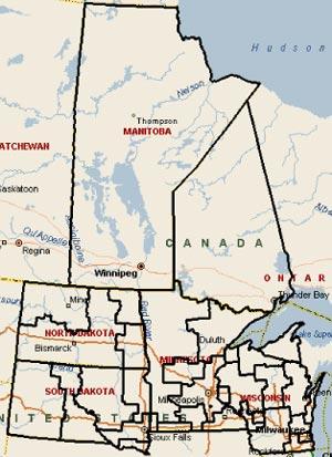Ontario Canada Postal Codes List